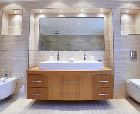 New Bathroom Install Camberley